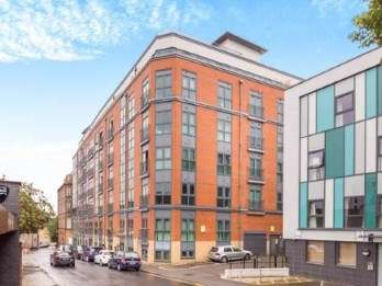 1 Bedroom Flat for sale in The Habitat, Woolpack Lane, Nottingham, Nottinghamshire