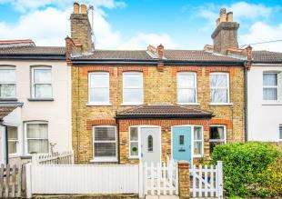 3 Bedrooms Terraced House for sale in Lakes Road, Keston, Bromley, Kent