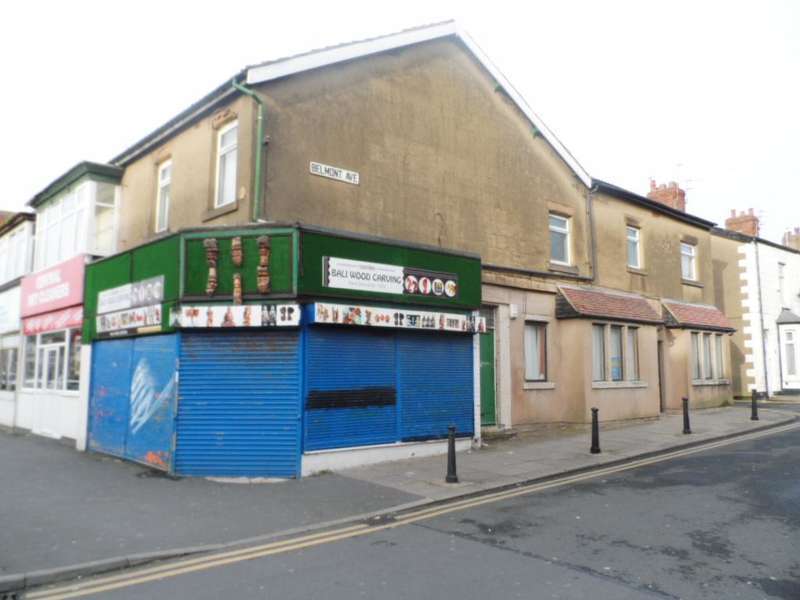 Commercial Development for sale in Central Drive & Belmont Avenue, BLACKPOOL, FY1 5EA