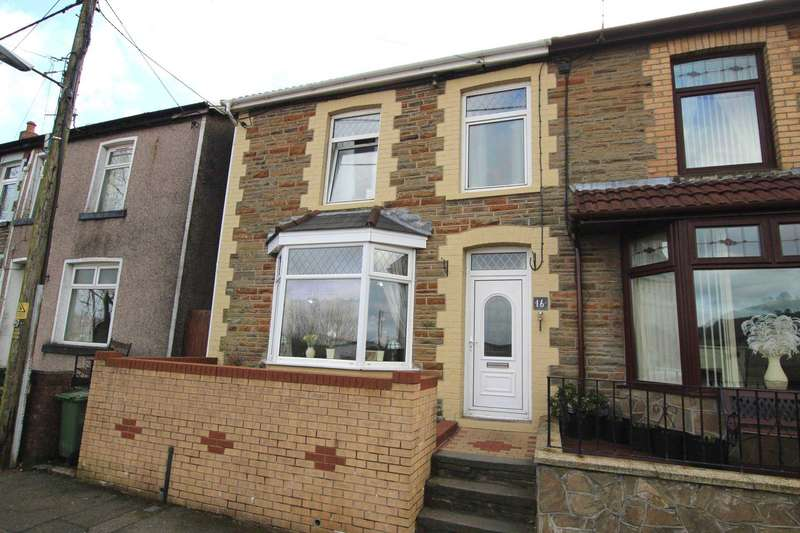 3 Bedrooms Terraced House for sale in Dan Y Coedcae Rd, Pontypridd