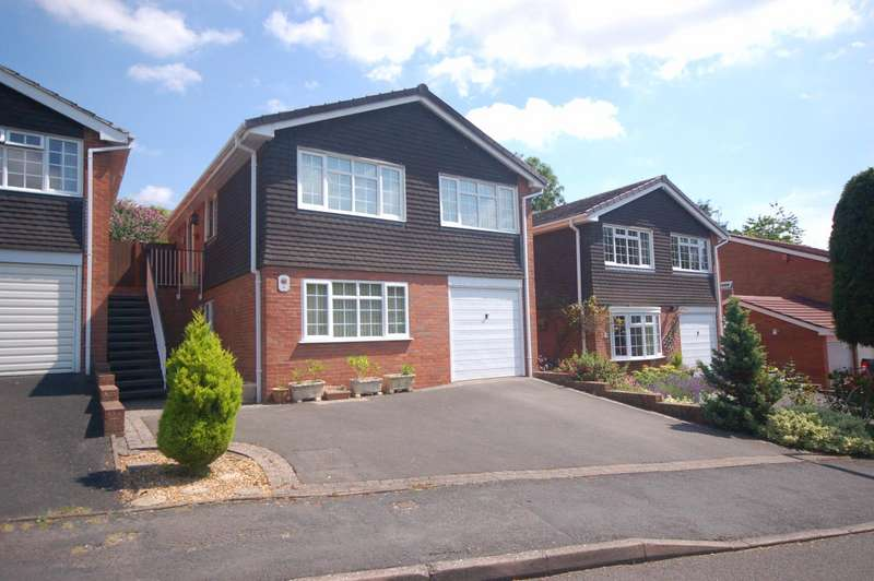3 Bedrooms Detached House for sale in 6 Paulbrook Road, Bridgnorth, Shropshire, WV16