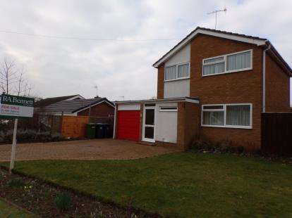 3 Bedrooms Detached House for sale in Birchfield Road, Stratford Upon Avon