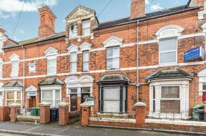 4 Bedrooms Terraced House for sale in Southfield Street, Arboretum, Worcester, Worcestershire