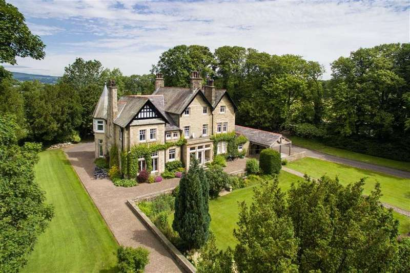 8 Bedrooms Detached House for sale in Whalley Road, Clitheroe