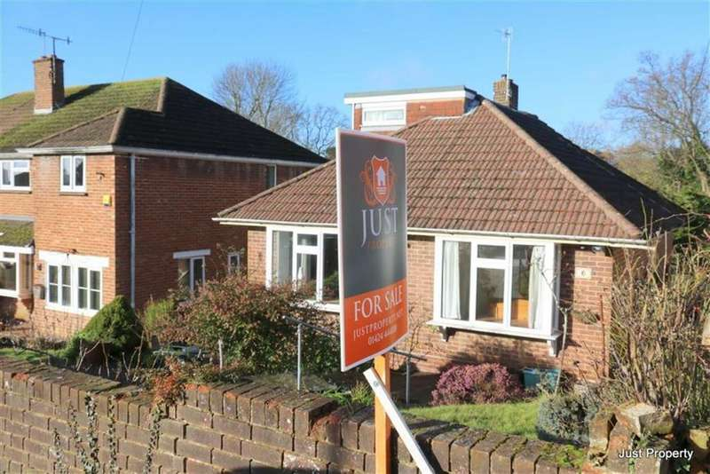 2 Bedrooms Detached Bungalow for sale in Shirley Drive, St Leonards On Sea