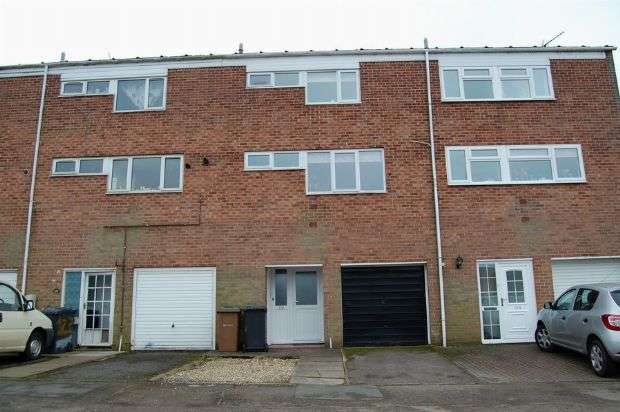 3 Bedrooms Terraced House for sale in The Medway, The Grange, Northampton NN11 4QX