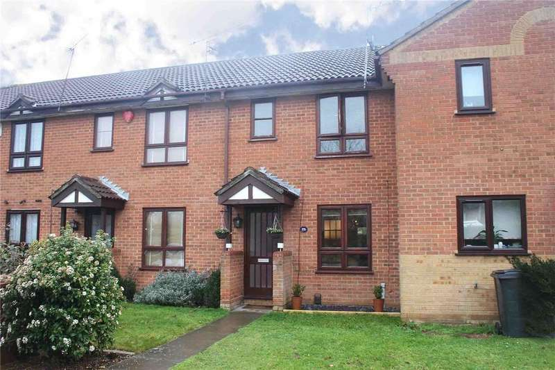2 Bedrooms Terraced House for sale in Rivenhall End, Welwyn Garden City, Hertfordshire