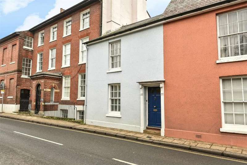 4 Bedrooms Terraced House for sale in St Cross, Winchester, Hampshire