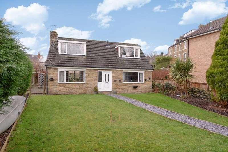 3 Bedrooms Detached House for sale in CHARNWOOD, ROSEMONT LANE, BAILDON, SHIPLEY, BD17 7SP
