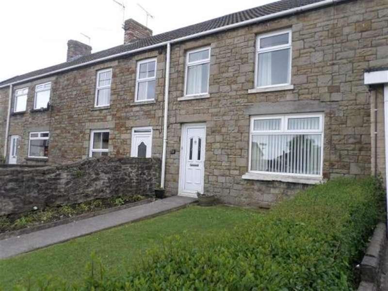 4 Bedrooms Terraced House for sale in Coychurch Road, Pencoed, Bridgend, CF35 5NG