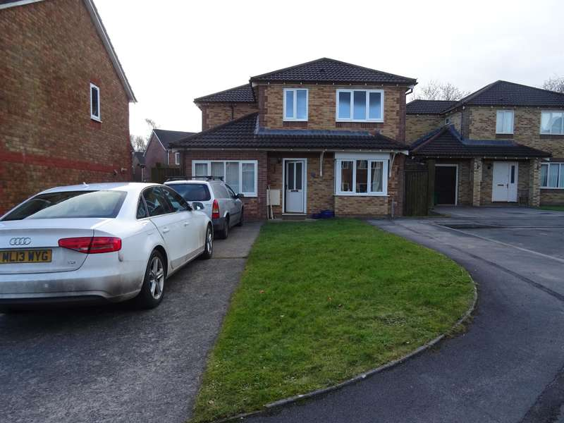 3 Bedrooms Detached House for sale in Clos Gwernen, Llanharry, Pontyclun, CF72 9GH