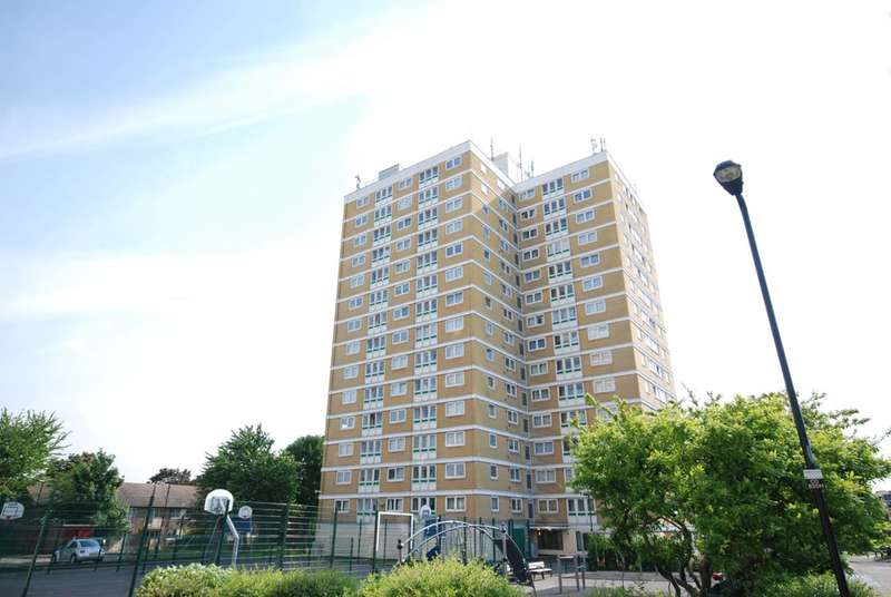2 Bedrooms Flat for sale in Commerce Road, Wood Green, N22