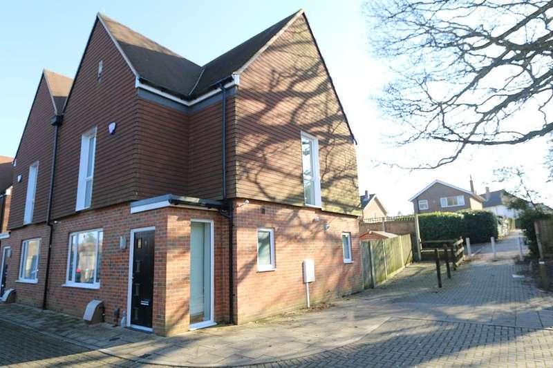 3 Bedrooms Semi Detached House for sale in Spring Walk, TUNBRIDGE WELLS, Kent, TN4
