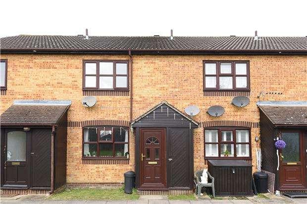 1 Bedroom Maisonette Flat for sale in Avon Court, Middlesex Road, MITCHAM, Surrey, CR4