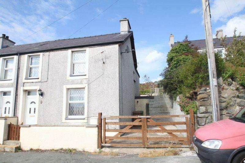 4 Bedrooms Terraced House for sale in Gerlan, Gwynedd