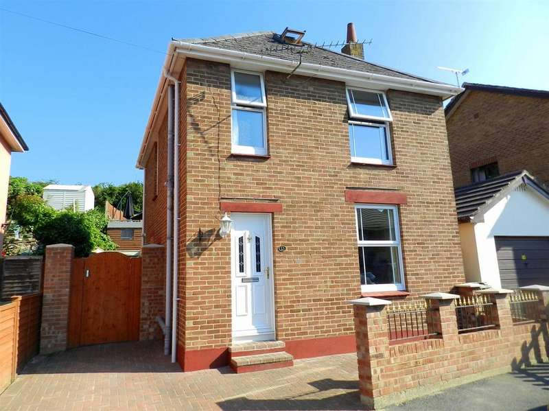 3 Bedrooms Detached House for sale in Meaders Road, Ryde