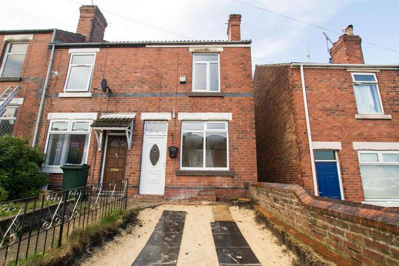 2 Bedrooms End Of Terrace House for sale in Foljambe Road, Rotherham