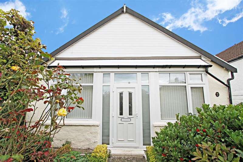 3 Bedrooms Detached Bungalow for sale in Cottenham Road, Rotherham