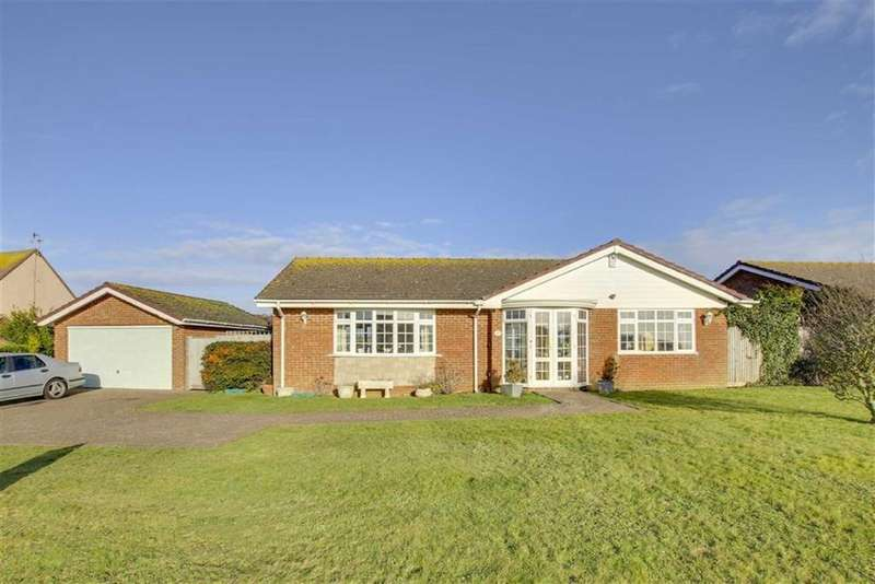 2 Bedrooms Detached Bungalow for sale in Hill Rise, Seaford
