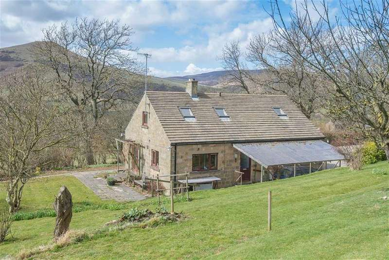4 Bedrooms Detached House for sale in The Brinks, Brinks Road, Hope, Hope Valley, Derbyshire, S33