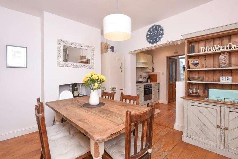 2 Bedrooms Terraced House for sale in Garratt Lane, Earlsfield