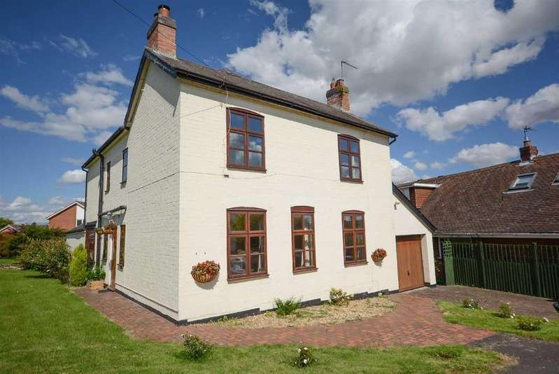 3 Bedrooms Detached House for sale in Rose Grove, Keyworth, Nottingham