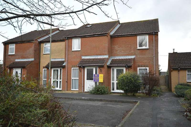 2 Bedrooms End Of Terrace House for sale in Vincent Close, New Milton