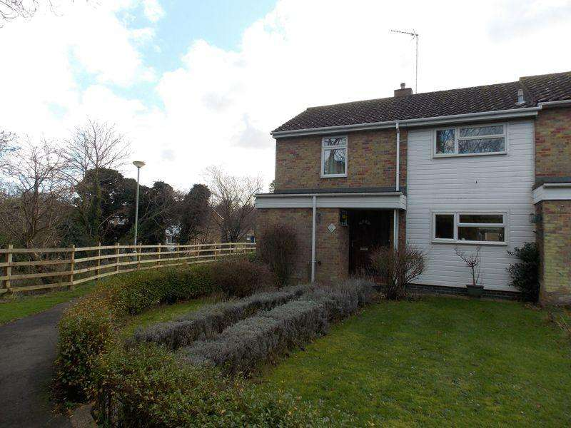 3 Bedrooms Terraced House for sale in Smith Walk, Bury St. Edmunds