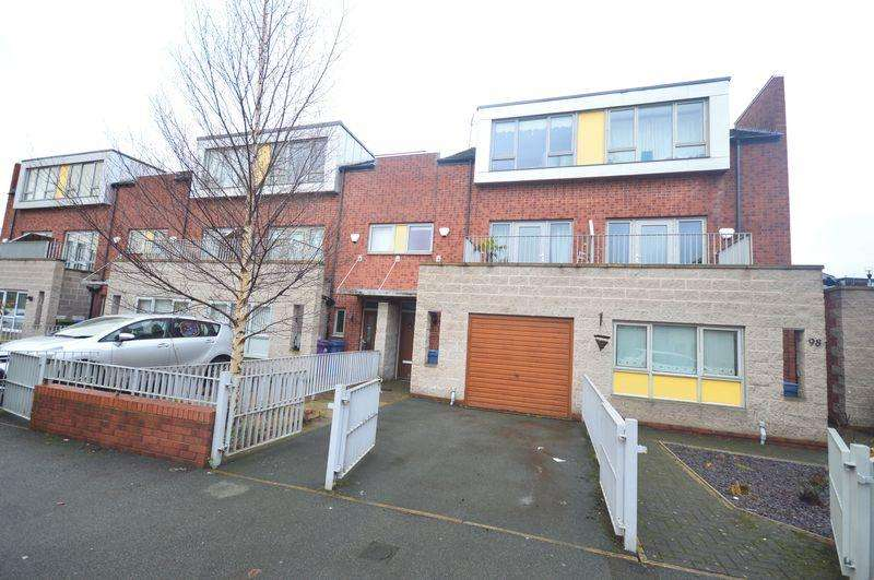3 Bedrooms Town House for sale in Northumberland Street, Liverpool