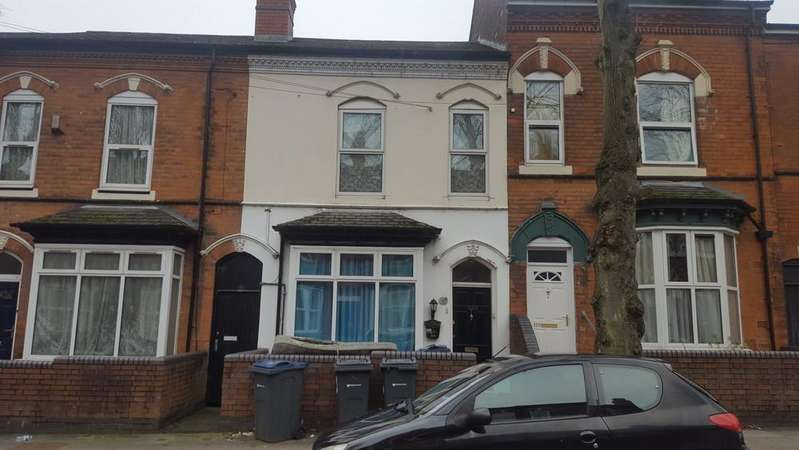1 Bedroom Terraced House for rent in Linwood Road, Handsworth, Self-Contained Flat