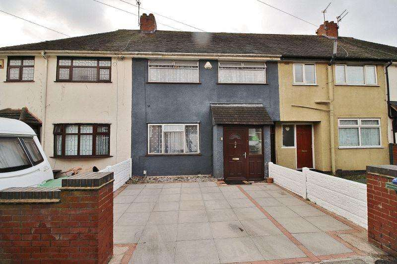 3 Bedrooms Terraced House for sale in New Street, Tipton