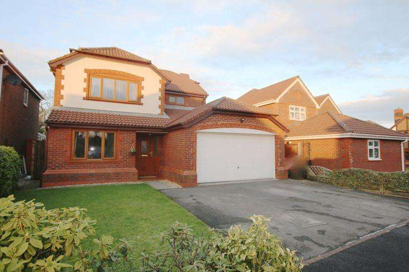 4 Bedrooms Detached House for sale in Valentines Meadow, Cottam