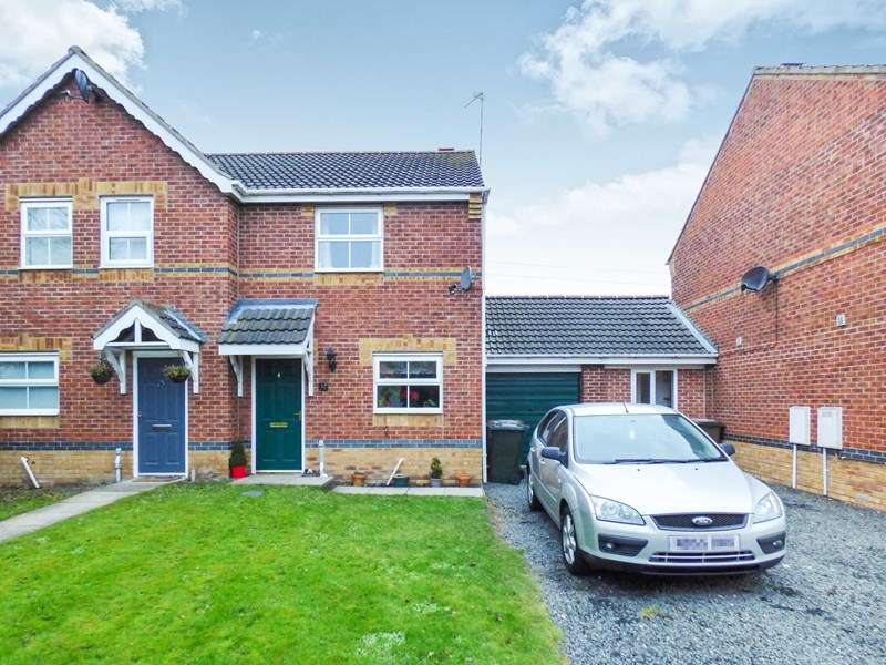 2 Bedrooms Property for sale in Kilburn Gardens, North Shields , Tyne and Wear , Tyne and Wear, NE29 6HD