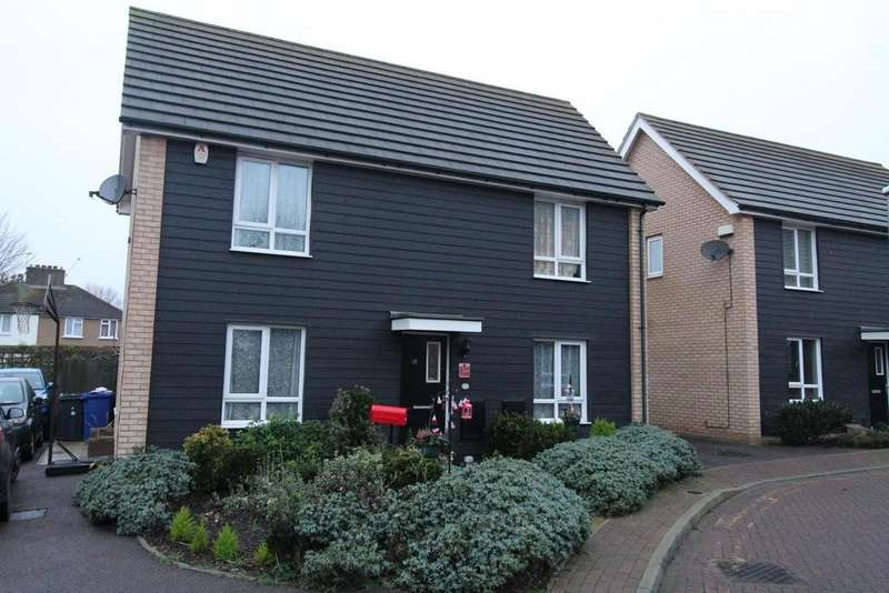 3 Bedrooms Detached House for sale in The Rookery, Grays, Essex, RM20