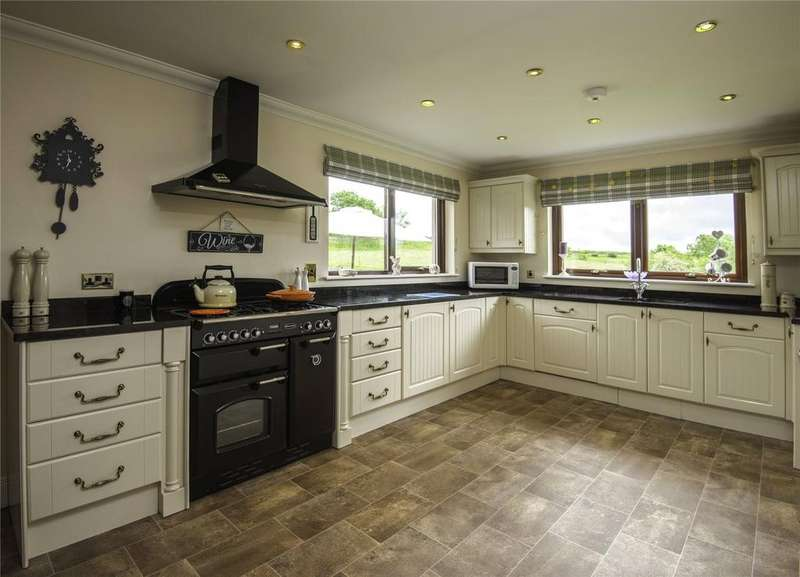 4 Bedrooms Detached House for sale in Hassenburn, Hassendean, Denholm, Hawick, Scottish Borders