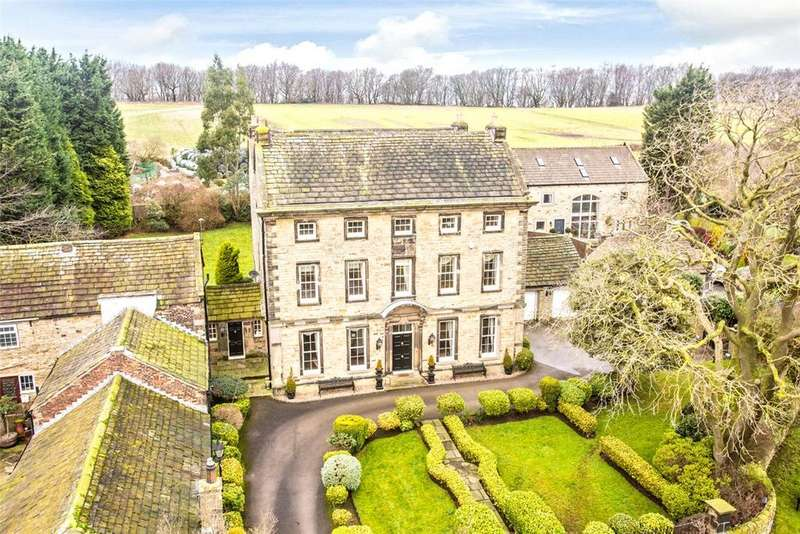 7 Bedrooms House for sale in The Hall, Church Lane, High Hoyland, South Yorkshire, S75