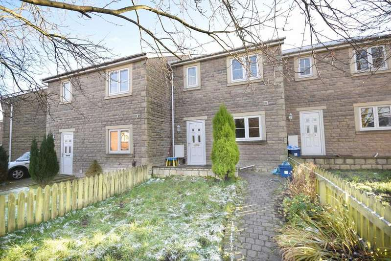 3 Bedrooms Terraced House for sale in Church Mews, Great Harwood, BB6