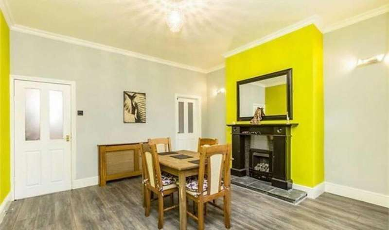 2 Bedrooms Terraced House for sale in School Street, Great Harwood, Lancashire, BB6