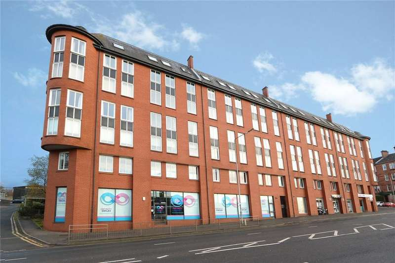 2 Bedrooms Apartment Flat for sale in 1/2, Randolph Gate, Broomhill, Glasgow