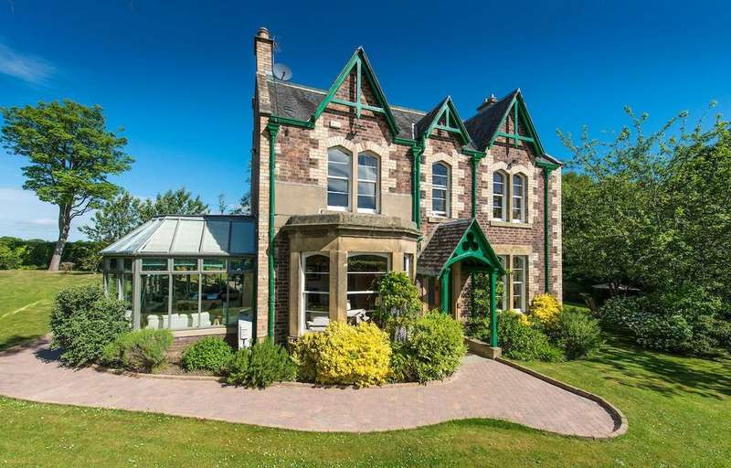4 Bedrooms Detached House for sale in The Old Manse, Carnethie Street, Rosewell, Midlothian