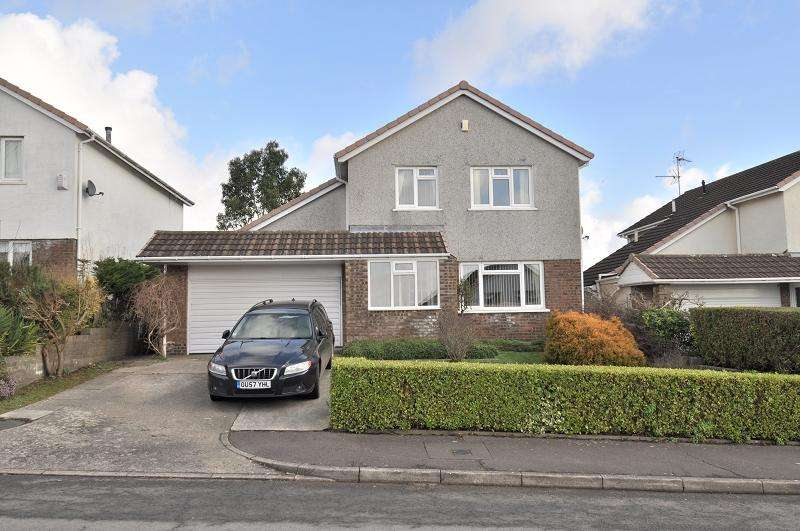 4 Bedrooms Detached House for sale in Glastonbury Road, Sully, The Vale Of Glamorgan. CF64 5PZ