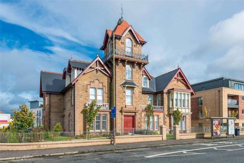 2 Bedrooms Apartment Flat for sale in Barnton Grove, Edinburgh, Midlothian