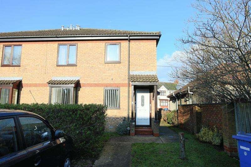 2 Bedrooms Flat for sale in Fen Court, Lowestoft