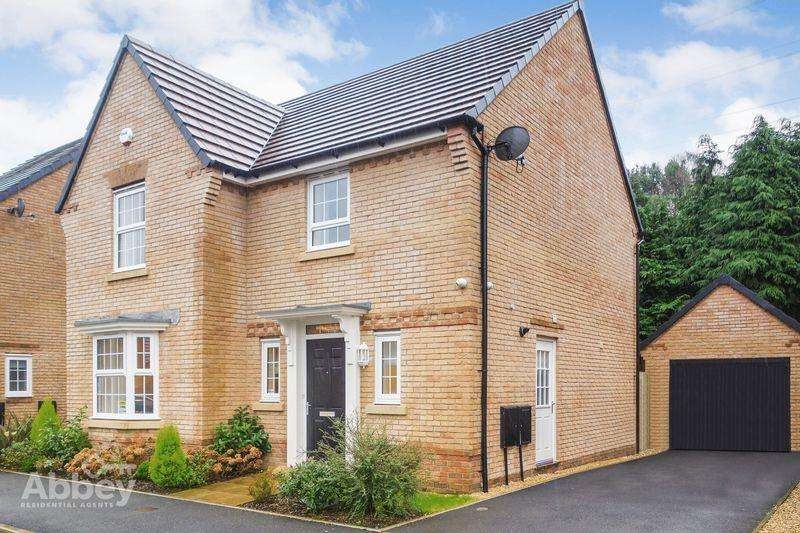 4 Bedrooms Detached House for sale in Ocean View, Jersey Marine, Neath, SA10 6JN