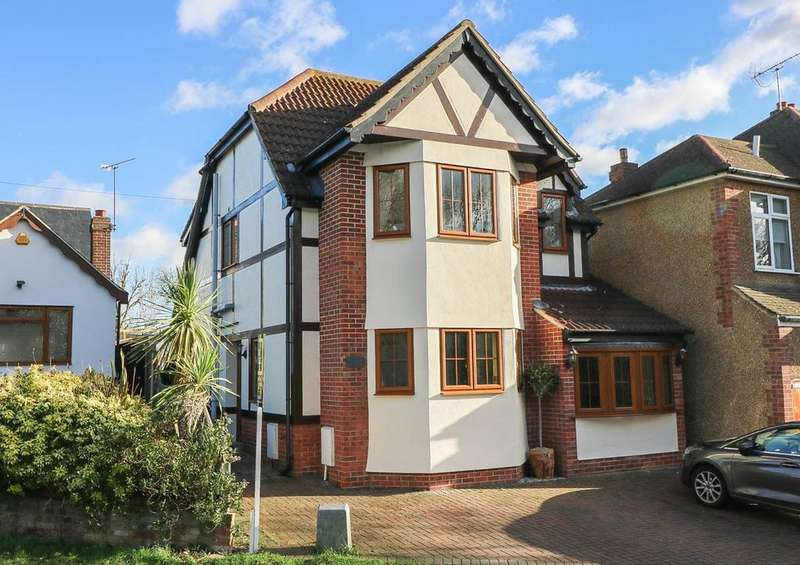 3 Bedrooms Detached House for sale in Kennel Lane , Billericay CM11