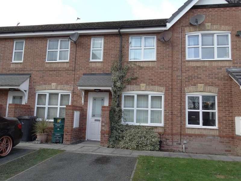 2 Bedrooms Terraced House for sale in 14 Cysgod Y Bryn, Rhos on Sea, LL28 4EQ