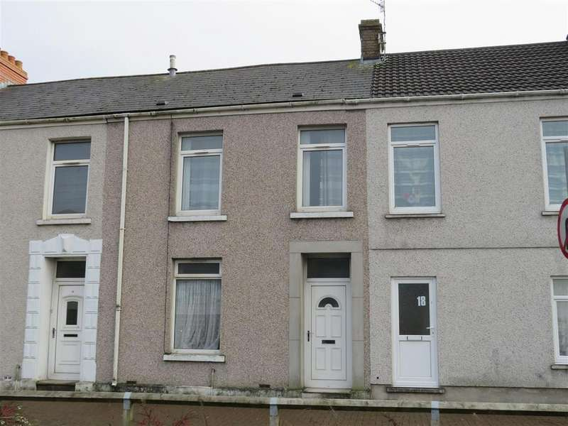 3 Bedrooms Terraced House for sale in Stepney Place, Llanelli