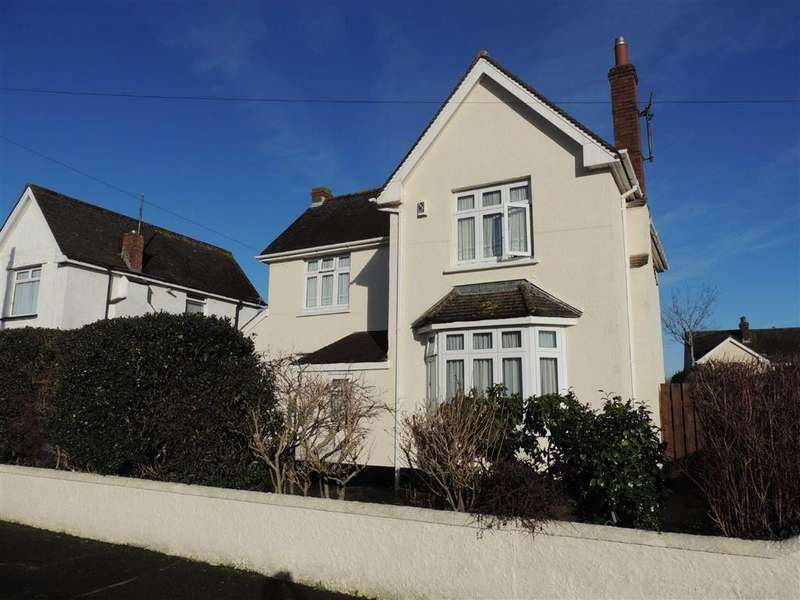 4 Bedrooms Detached House for sale in Lynhurst Avenue, Sticklepath, Barnstaple, Devon, EX31