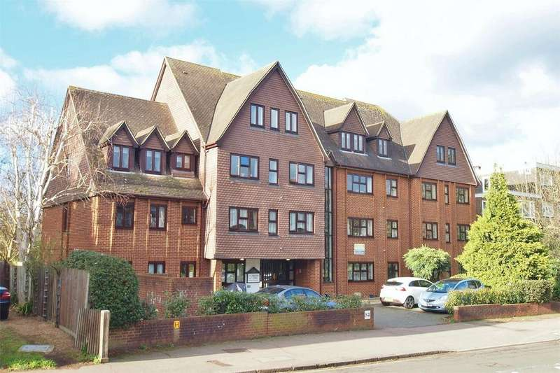 2 Bedrooms Retirement Property for sale in Parkview Lodge, 84 Wickham Road, Beckenham