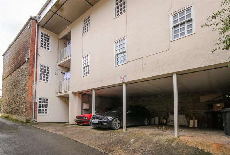 2 Bedrooms Maisonette Flat for sale in The Old Tannery, Back Street, Modbury, PL21